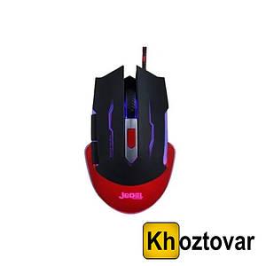 Ігрова комп'ютерна миша з підсвічуванням Jedel GM740