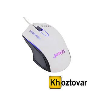 Ігрова комп'ютерна миша з підсвічуванням Jedel M-51