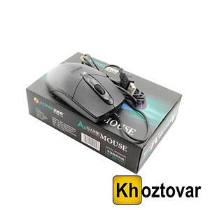 Комп'ютерна дротова, USB миша AONQ A6