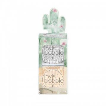 Набор резинка-браслет для волос invisibobble ORIGINAL Desert Bloom Looking Sharp (6шт)