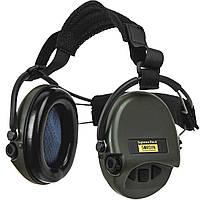 Активні навушники SORDIN Supreme Pro X з заднім тримачем Green