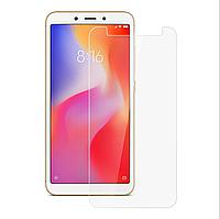 Защитное стекло для Xiaomi Redmi 6 6A прозрачное 2.5D стекло на телефон сяоми редми 6 6а прозрачное SMD