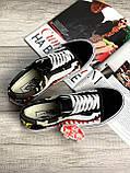 Мужские кеды Vans Old Skool X Bape Custom, кеды ванс олд скул бейп, чоловічі кеди Vans Old Skool кроссовки, фото 7