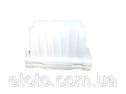 Дорожный пластиковый блок водоналивной вкладывающийся 1.2 (м)