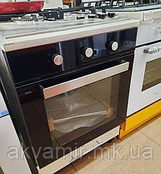Духовой шкаф Fabiano SBO 652 черное стекло (BLACK GLASS) электрический
