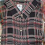 Рубашка - халат штапельный, фото 2