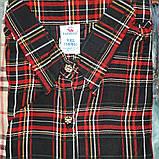 Рубашка - халат штапельный, фото 3