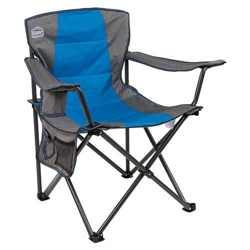 Стул-зонтик CampMaster Classic 300, синий