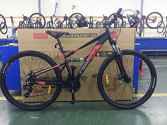 Горный велосипед Crosser Stanley 29 ( рама 17,5) Черный