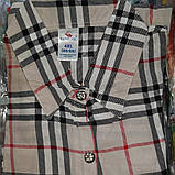 Рубашка - халат штапельный, фото 4