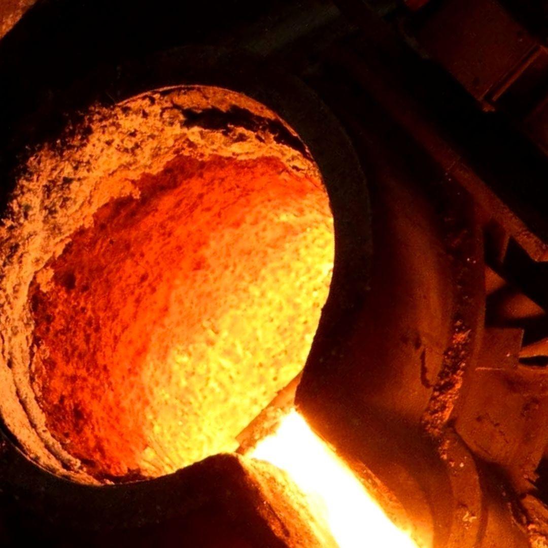 Отливка из легированной стали