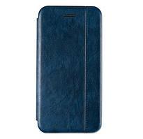 Чехол Gelius для Samsung Galaxy M11 (M115) книжка Book Cover Leather с магнитом Blue