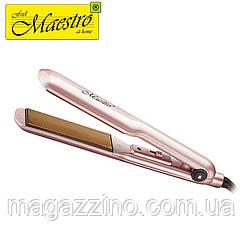 Утюжок для волос Maestro MR-264, 51 Вт.