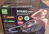 Пылесос Sinbo Pro контейнерный 3000w, фото 2