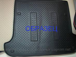 Коврик в багажник для Dacia (Дачиа), Норпласт