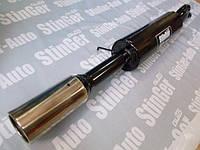 Глушитель прямоток стингер ВАЗ 21099 с насадкой