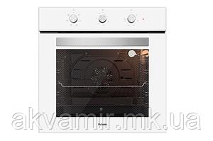 Духовой шкаф Fabiano SBO 652 белое стекло (WHITE GLASS) электрический