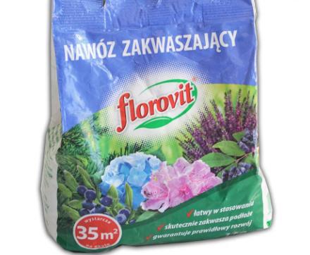 """Удобрение """"Флоровит"""", подкисление"""