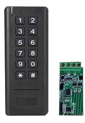 Беспроводная клавиатура/ считыватель Trinix TRK-1100MWR