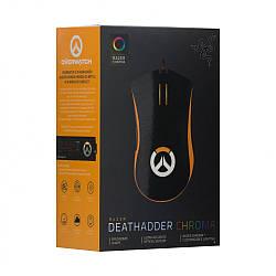 Мышь USB RAZER DeathAdder Overwatch