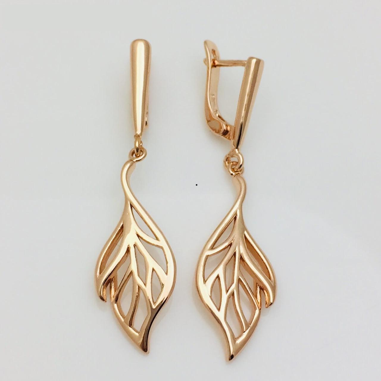 Сережки листя Fallon Jewelry F82100587