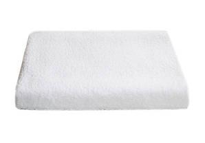 Полотенце белое махра 50*90