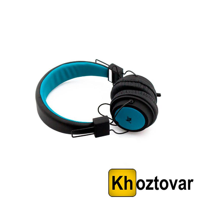 Проводные наушники с микрофоном AT-SD36