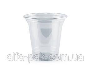 Стакан пластиковый  десертный ПЭТ 200 мл