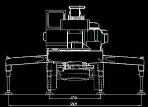 Автомобильный кран КС-55713-5К-1 — первый кран на метане марки «Клинцы»: НОВИНКА, фото 3