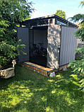 Садовый домик сарай Keter Artisan 7x7 Shed, фото 2