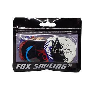 Оперение для дротиков дартс Fox Smiling 24 штуки