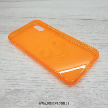Чехол FUNY FACE силиконовый для Apple iPhone X / Xs, фото 3