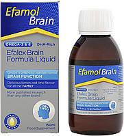 Efamol Efalex Liquid / Эфамол Эфалекс сироп 150мл Англия