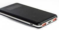 Внешний аккумулятор Power Bank HQ-Tech 5508QC Black, 10000mAh