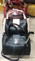 Брнедовые женские сумки Louis Vitton СЕЗОН РАСПРОДАЖА! (3 цвета)27*31см
