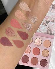 Палетка теней Colourpop Blush Crush, фото 3