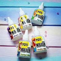 Ремувер для кутикулы Yo!nails CUTICLE KILLER 30 мл.