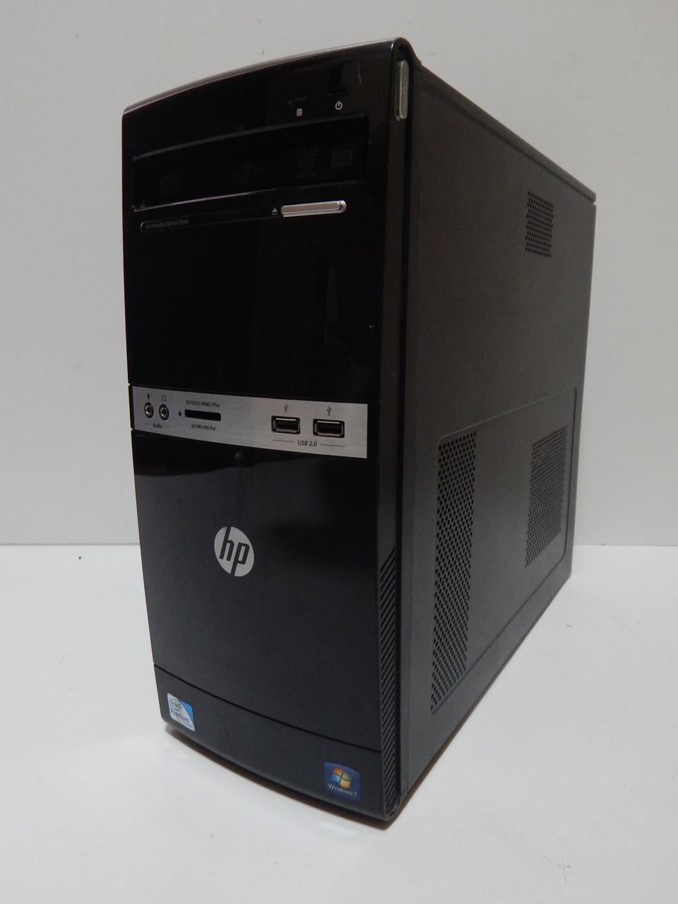 Компьютер HP 500B mt, E5800 (3.2 ГГц) / RAM 4 ГБ / Intel GMA 4500