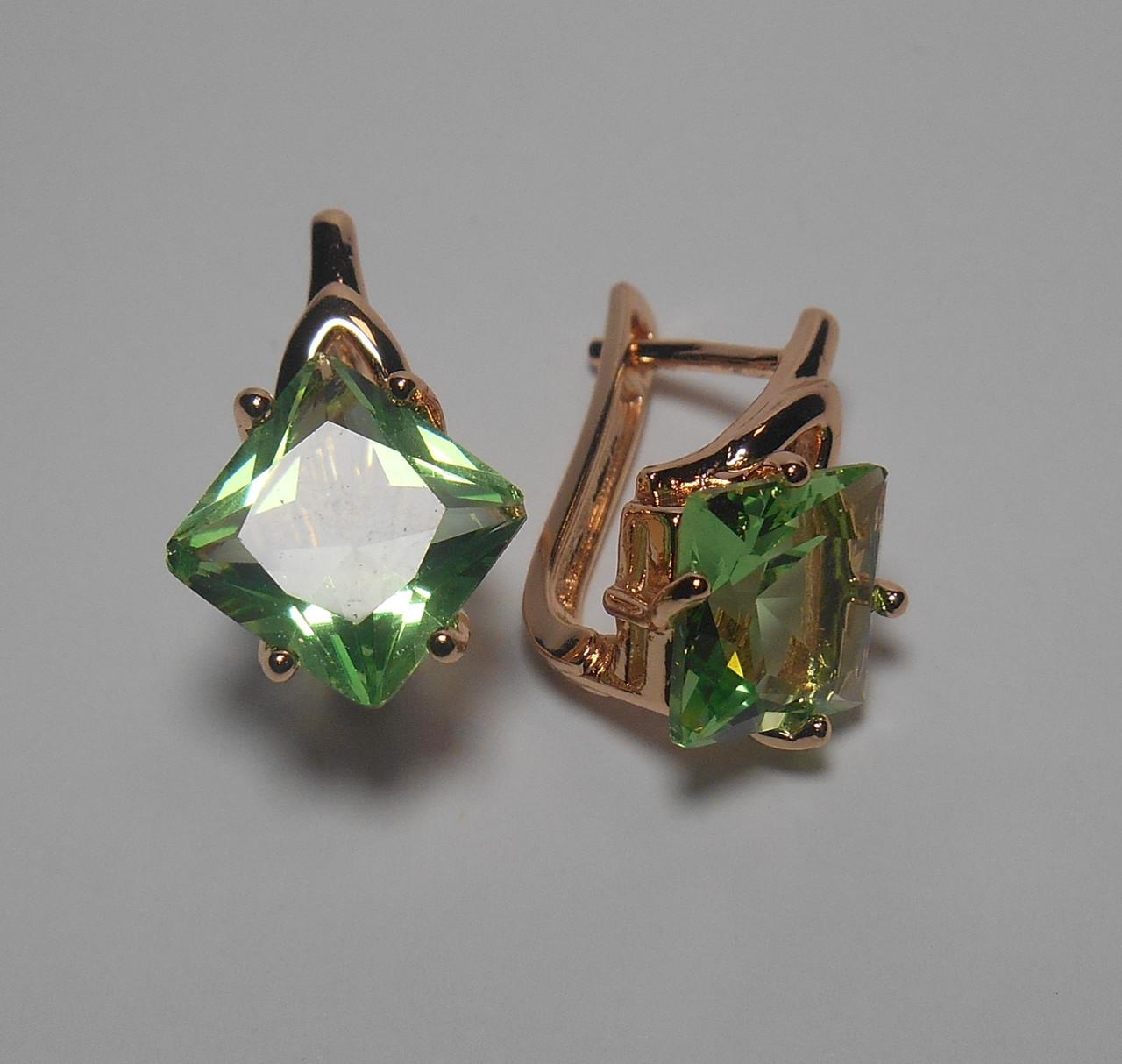 Серьги Fallon Jewelry с фианитом F82200102-29