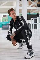 Мужской спортивный костюм adidas №1280 спортивные мужские костюмы, найк, адидас, пума
