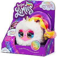 Интерактивная игрушка единорог Pomsies Lumies Pixie Pop Пикси оригинал, фото 1