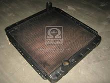 Радіатор водяного охолодження КАМАЗ 5320 (3-х рядний) Латунний