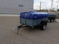 Прицеп легковой автомобильный (2500*1300*500) Усиленный