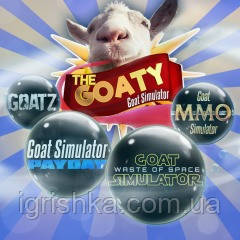 Goat Simulator: The Goaty Ps4 (Цифровий аккаунт для PlayStation 4) П3