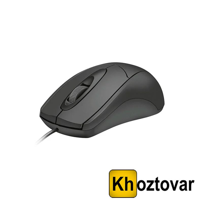 Проводная компьютерная мышь Trust Optical mouse