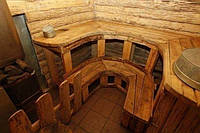 Баня в стиле Лешего.