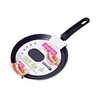 Сковорода блинная Kamille 24см с антипригарным покрытием (индукция) KM-0608IND, фото 1