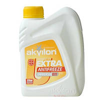 Akvilon Antifreeze EXTRA -40 (жовтий) 1л.