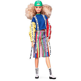 Коллекционная кукла Барби Barbie BMR1959 кучерявая блондинка GHT92