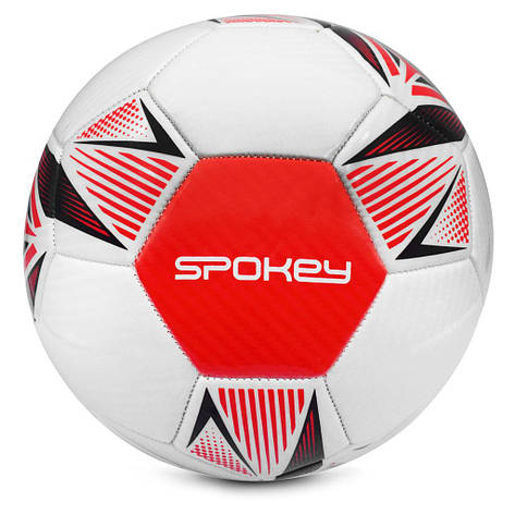 Футбольный мяч Spokey Overact 922757 (original) Польша размер 5 тренировочный, фото 2